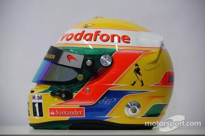Présentation de la McLaren MP4-27