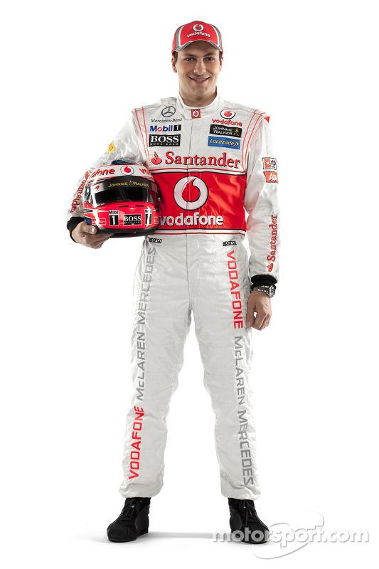 Gary Paffett, McLaren-Mercedes