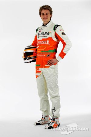 Nico Hülkenberg, Sahara Force India F1 Team