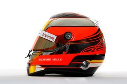 The, kask, Jules Bianchi
