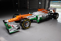 Презентация Sahara Force India VJM05, Презентация.