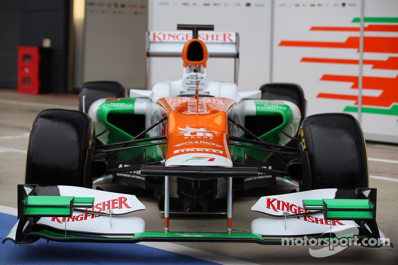 2012: Force India VJM05