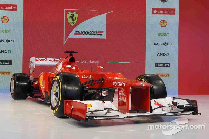 Ferrari F2012 von 2012
