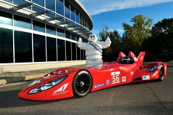 The DeltaWing
