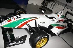 Alvaro Parente's A1GP Car