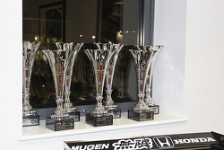 Yet more trophies