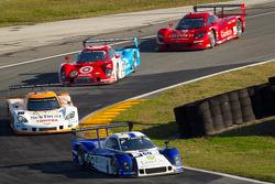 #60 Michael Shank Racing with Curb-Agajanian Ford Riley: A.J. Allmendinger, Oswaldo Negri, John Pew,