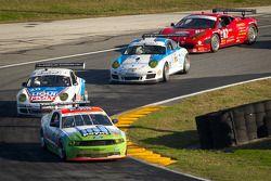 #15 Rick Ware Racing Ford Mustang: Chris Cook, Jeffrey Earnhardt, Doug Harrington, Timmy Hill, John