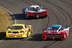 #87 Racers Edge Motorsports Dodge Viper: Jan Heylen, Doug Peterson, Maxime Soulet, Emilio Valverde,