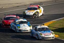 #20 Liqui Moly Team Engstler Mitchum Motorsports Porsche Porsche GT3: Franz Engstler, David Murry, J