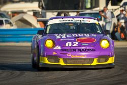 #82 Dick Greer Racing Porsche GT3: John Fergus, John Finger, Dick Greer, Mark Hotchkis, Owen Trinkle