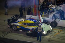 Pitstop #2 Starworks Motorsport Ford Riley: Ryan Hunter-Reay, Scott Mayer, Miguel Potolicchio, Micha