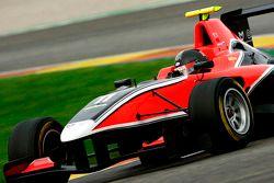 Дмитрий Суранович. Дмитрий Суранович стал пилотом Marussia Manor GP3 в сезоне-2012, особое событие.