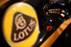 Lotus E20 is unveiled