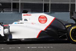 Der neue Sauber C31