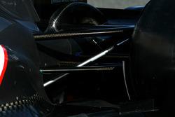 Sauber C31: Aufhängung