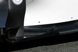 Sauber C31: Detail