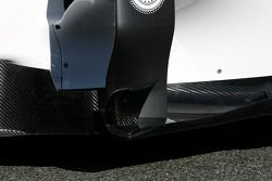 Technical detay, wing - Sauber C31 Ferrari Launch