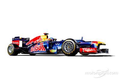 Präsentation: Red Bull RB8