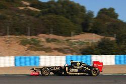 Kimi Raikkonen, Team Lotus Renault GP