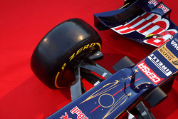 Technical detay, front suspension
