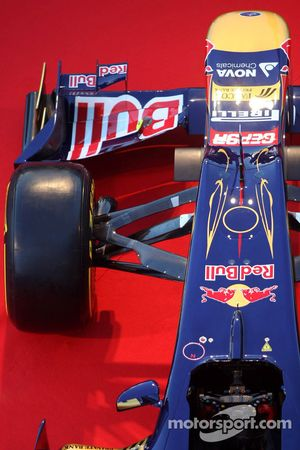 Technical detay, front suspension