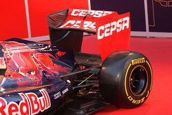 Презентация Toro Rosso STR7, Презентация.