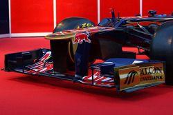 Toro Rosso STR7: Frontflügel