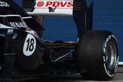 Williams FW34 detay