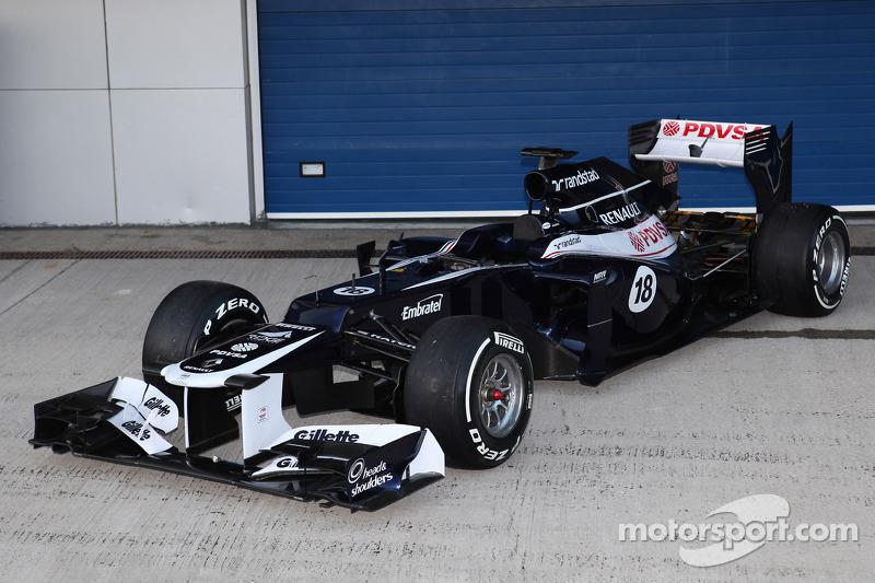 ウィリアムズ・FW34