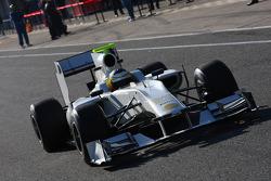 Pedro de la Rosa, HRT Formula One Team