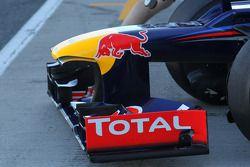 Red Bull RB8 neus
