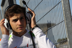 Jules Bianchi, Sahara Force India Formula One Team, piloto de pruebas