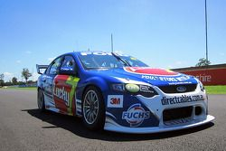 The 2012 Lucky 7 Racing Ford Falcon