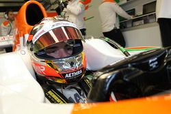 Jules Bianchi, Sahara Force India Formula One Team, pilote d'essais