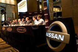 Nissan aankondiging V8 Supercars Series voor 2013