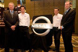Rick Kelly en Todd Kelly met Kelly Racing, Nissans in 2013