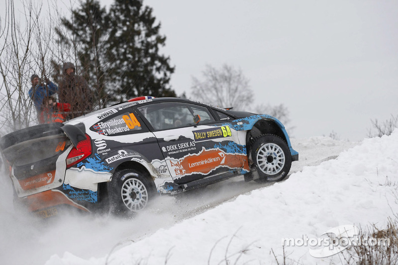 Eyvind Brynildsen en Cato Menkerud, Ford Fiesta RS WRC