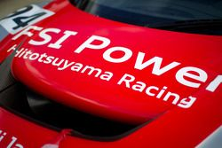 Hitotsuyama Racing Audi R8 LMS Super GT