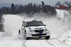 Sébastien Ogier et Julien Ingrassia, Skoda Fabia S2000