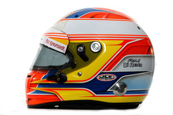 Casco de Paul di Resta, Sahara Force India Formula One Team