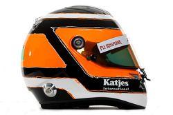 Nico Hulkenberg, Sahara Force India Formula One Team helm