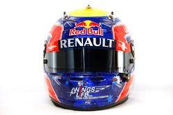 Mark Webber, Red Bull Racing helm