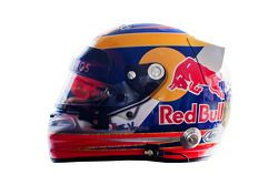 Jean-Eric Vergne, Scuderia Toro Rosso helm