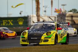 #17 Burtin Racing with Goldcrest Motorsports Porsche GT3: Sebastian Asch, Jack Baldwin, Claudio Burtin, Martin Ragginger, Bryan Sellers