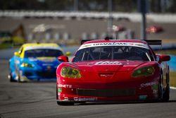 #46 Michael Baughman Racing Corvette: Ivo Breukers, Armand Fumal, Jeff Nowicki
