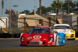 #02 Chip Ganassi Racing avec Felix Sabates BMW Riley: Scott Dixon, Dario Franchitti, Jamie McMurray,