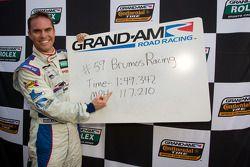 GT pole winner Andrew Davis