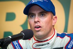 Press conference: GT pole winner Andrew Davis