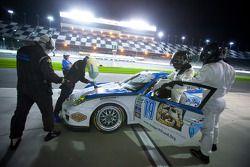 #19 Mühlner Motorsports America, LLC Porsche GT3: Scott Dollahite, Ian Nater, Rhett O'Doski, Marco S